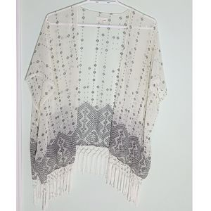 Garage Lace Shawl